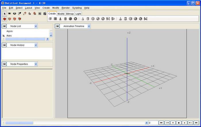 K-3D截图1