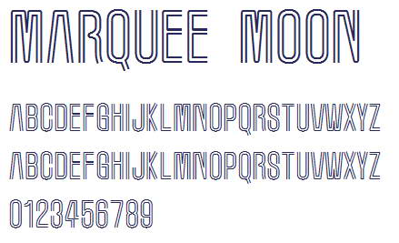 Marquee Moon截图1