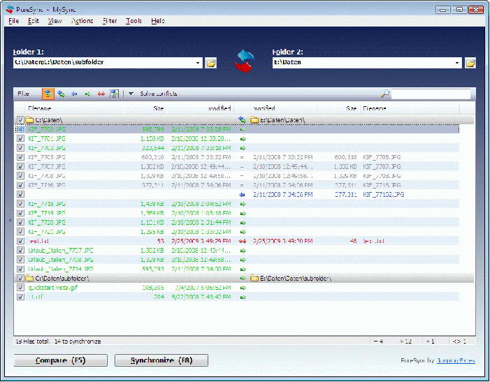 DBX to NSF Converter PureSync截图1