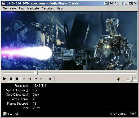 Media Player Classic截图1