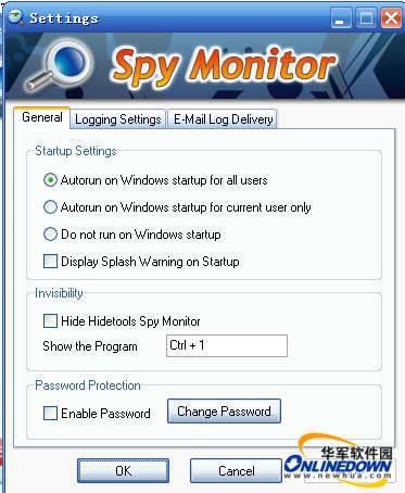 Hidetools Spy Monitor截图1