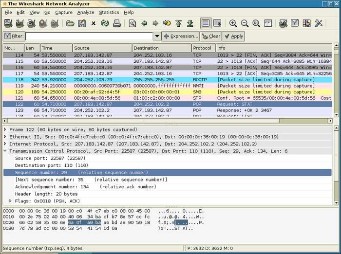 Wireshark For OSX(PPC) (32-bit)截图1