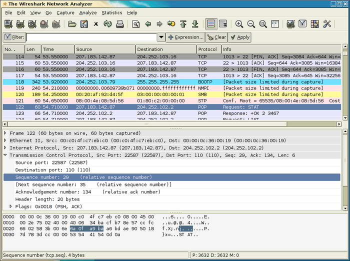 Wireshark For Source Code