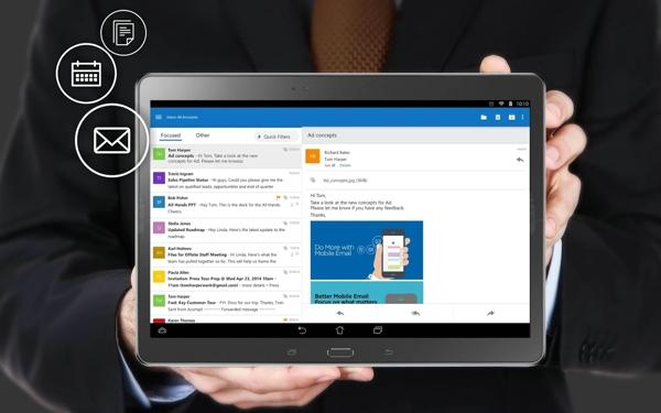 Outlook手机客户端截图5