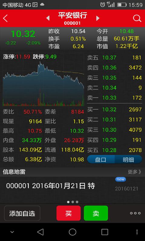 新时代证券app截图3