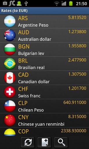 货币转换器截图2