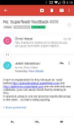 Gmail(谷歌邮箱)截图3