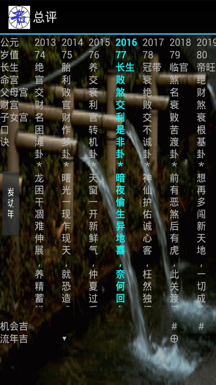 九宫姓名学截图2