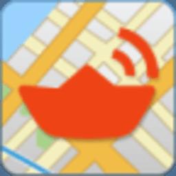 船讯网地图版LOGO