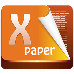 xpaper电子报制作软件2014