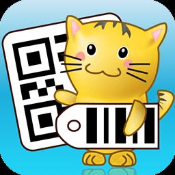 肥猫条码二维码扫描器