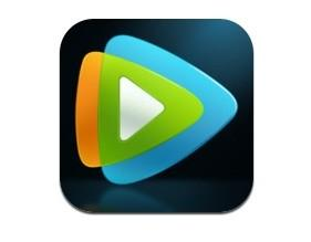 腾讯视频播放器LOGO
