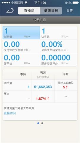 千牛淘宝官方卖家工作台截图4