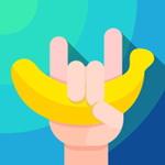 香蕉打卡LOGO