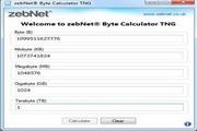Byte Calculator