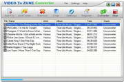 Crystal Video To Zune Converter