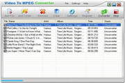 Crystal Video To MPEG Converter