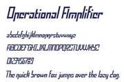 Operational AmplifierLOGO