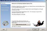 EZ Backup Outlook Express Pro