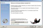 EZ Backup Windows Calendar Pro