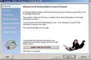 EZ Backup Adobe Premiere Premium