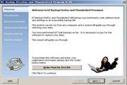 EZ Backup Firefox and Thunderbird Premium