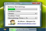 Windows 7 Battery Bar 正式版