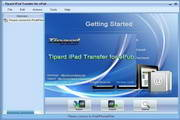 Tipard iPad Transfer for ePub