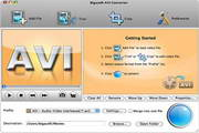 Bigasoft AVI Converter for Mac