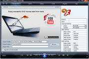 Extra DVD to FLV + FLV Video Converter