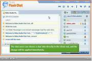 123 Flash Chat Server 64bitLOGO
