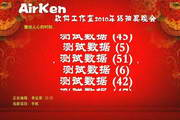 AirKen电脑图文抽奖App 滚轮版