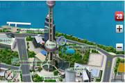 E都市三维导航软件