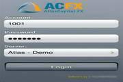 外汇模拟交易软件ACFX MT4(iPhone版)