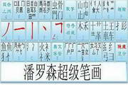 超级笔画输入法(打字高手繁体字优先)