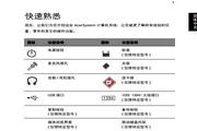 ACER宏基Aspire X5950计算机说明书