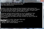 TestDisk For MacLOGO
