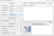 Texmaker For Linux