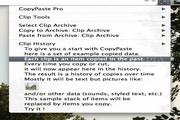 CopyPaste Pro For MacLOGO