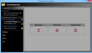 ShareWatcher 局域网文件共享监视器LOGO