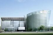 个性艺术商业3d建筑效果图