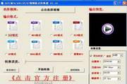 免费3GP/MP4/AVI/FLV/视频格式转换器