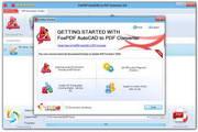 AutoCAD转换成PDF转换器