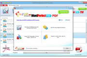 WordPerfect转换成PDF转换器 免费下载