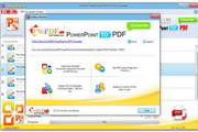 PowerPoint (PPTX)转换成PDF转换器