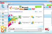 Excel XLSX转换成PDF转换器