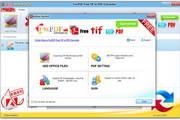 免費TIF轉換到PDF轉換器