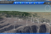 离线三维地球触摸GIS系统