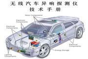 汽车无线异响快速探测器ADD3500说明书