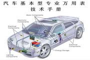 基本型汽车万用表ADD51说明书